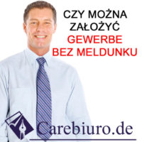 Rejestracja firmy w Niemczech