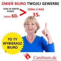Zalozenie gewerbe w Niemczech